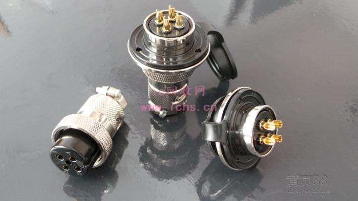 电缆连接器回收
