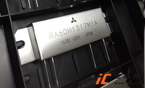 回收RA60H1317M1A日本三菱全新进口原装功放模块