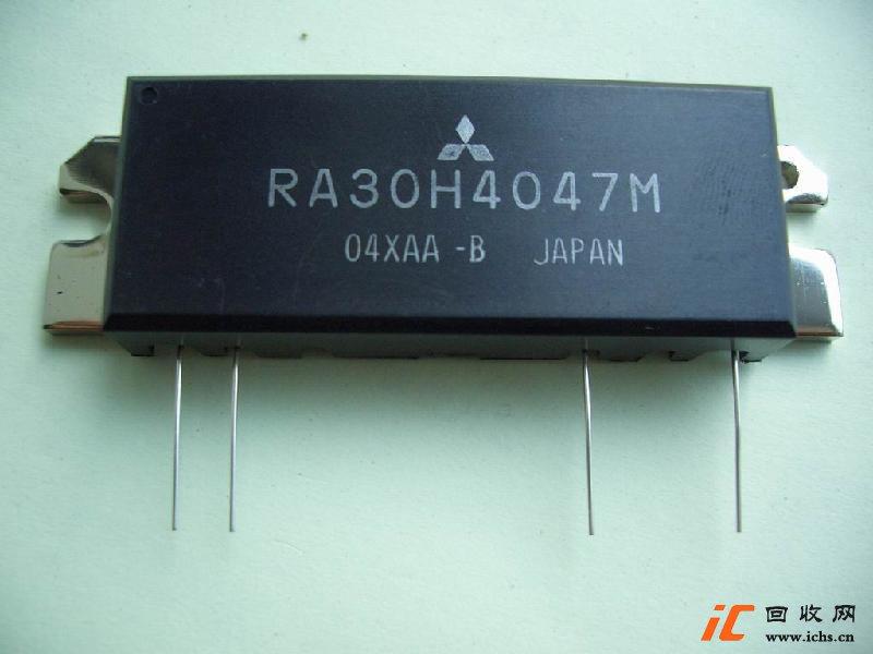 回收原装RA30H4047M 原装三菱 功放模块