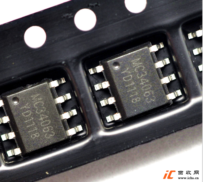 回收佐田|贴片 MC34063 dc-dc电源IC 0.8A SOP-8