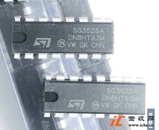 回收KA3525A SG3525A 直插DIP-16 电源管理IC芯片 PWM控制器
