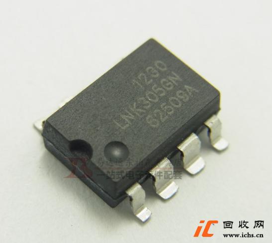 回收LNK305GN 电源显示IC贴片芯片LNK305G