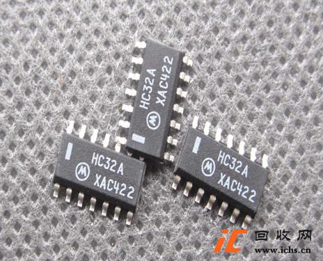 回收逻辑IC MC74HC32ADR2 HC32A HC32AG SOP14