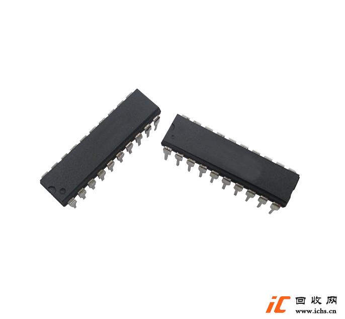 回收驱动IC 芯片 SN74HC244N 74H