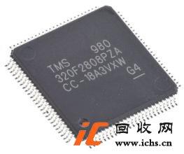 回收TMS320F2808PZA解密 TI系列单片机程序破解 复制 解密 破解IC芯片