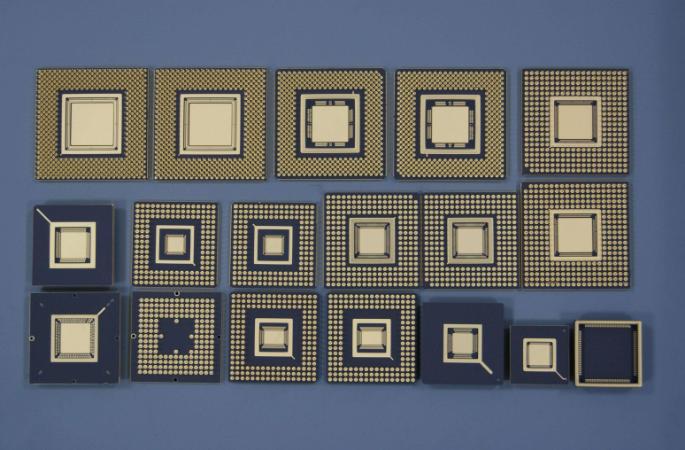芯片封装类型