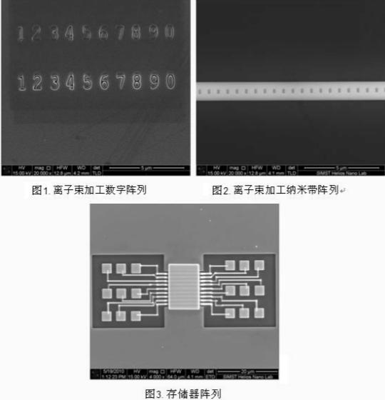 聚焦离子束用于样品原位加工