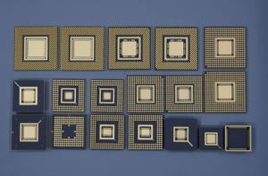 芯片封装类型大全